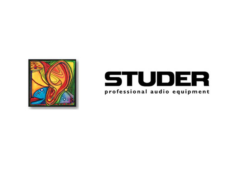 Logo der Firma STUDER (© STUDER)