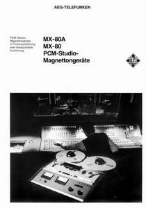 TELEFUNKEN MX80