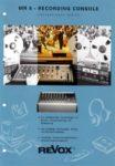 ReVox MR 8 Recording Console