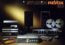 ReVox 1980 - Gesamtprospekt