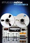 ReVox PR 99 MK II - Verkaufsprospekt