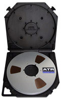 ATR Magnetics Master Tape 1/2 Zoll - 762m - Metallspule