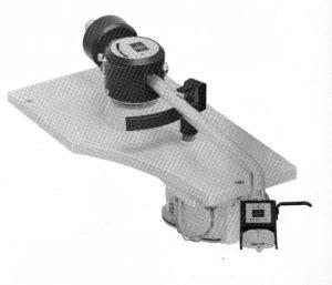 EMT 929 - Tonarm
