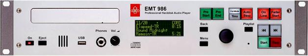 EMT CD-Player - EMT 986