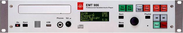 EMT CD-Player - EMT 986