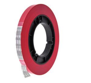 RMG Vorlaufband 1/2 Zoll - Farbe Rot