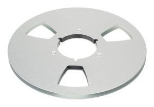 RTM NAB-Leerspule 1/4 Zoll - 26,5cm (Metall)