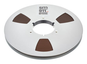 RTM SM 911 1 /2 Zoll - 762m - Metallspule