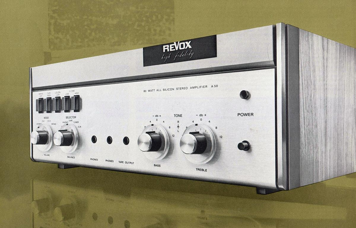 ReVox A50