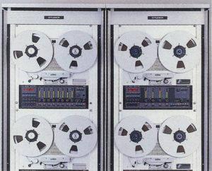 ReVox Maschinen für Loggin-Zwecke