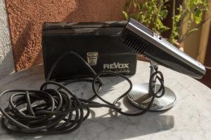 ReVox Mikrofon 3377