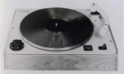 ReVox 60 - Plattenspieler