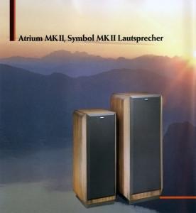 ReVox Atrium MK II und ReVox Symbol MK II