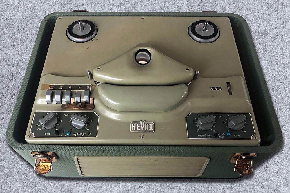 ReVox C36 (Foto: Andreas Fischer)