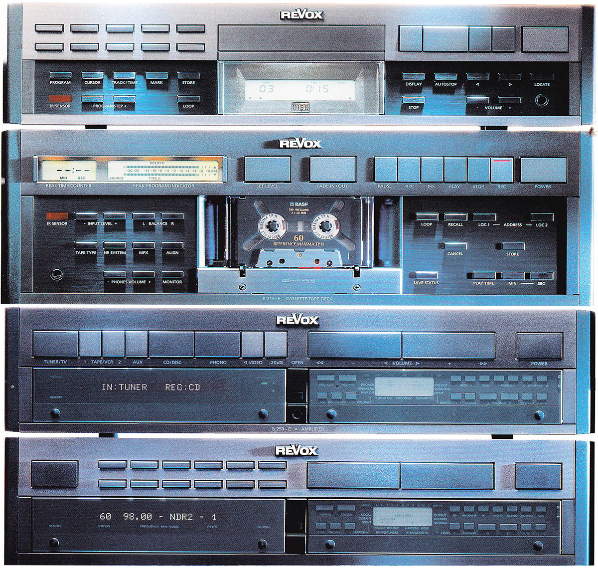 ReVox E-Serie