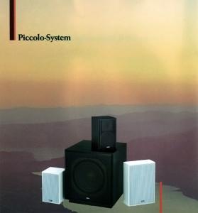 ReVox Piccolo-System