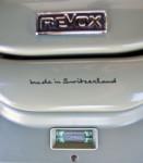 Das 'Magische Auge' einer ReVox F36
