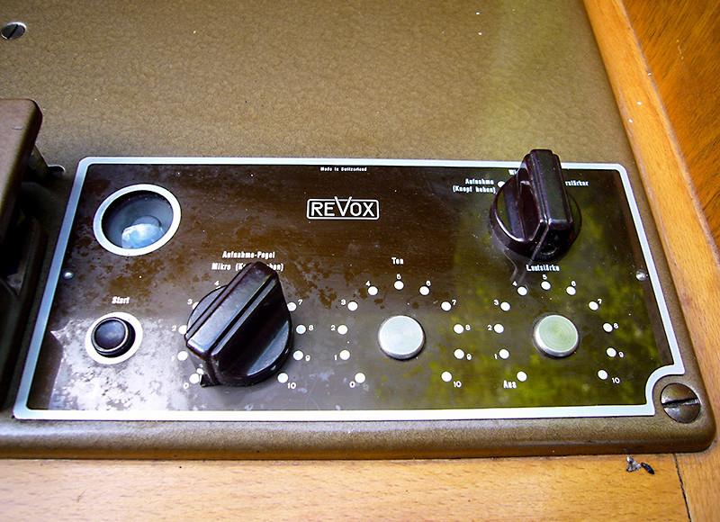 ReVox T26 Sondyna