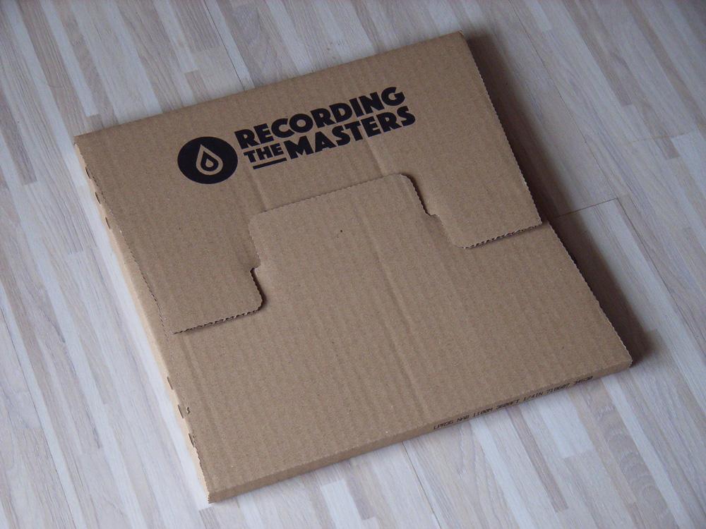 RTM Tonband im Originalkarton
