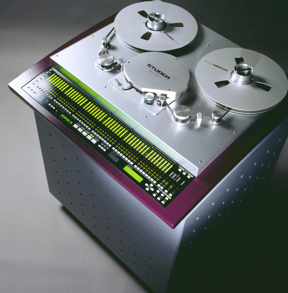 STUDER D827 - DASH-Recorder