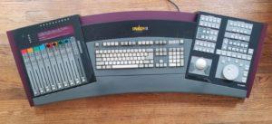 STUDER Dyaxis II - Bedienkonsole von 1994