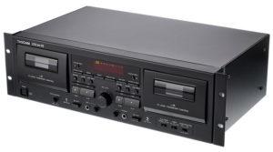 Tascam 202 MKVII Doppel-Cassetten-Deck