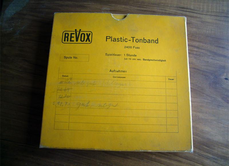 Dynavox Tonbandgerät