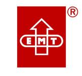 Logo der Firma EMT