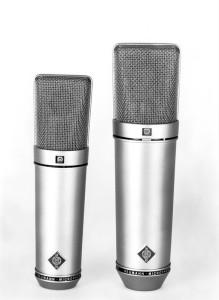 Neumann U87 und U89 - die Studio-Klassiker