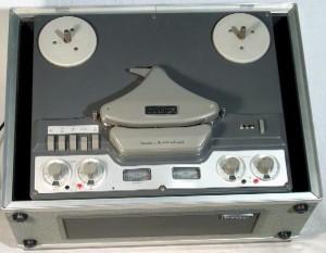 ReVox G36 - - der Klassiker von ReVox aus den 1960er Jahren.