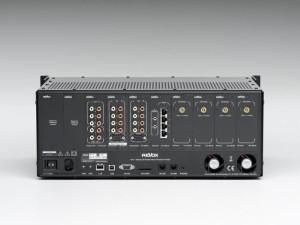 ReVox M10 - Blick auf die Anschlussmöglichkeiten