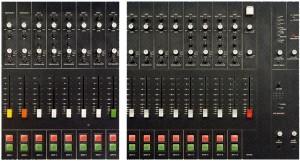 ReVox MB 16 - Fadereinheiten