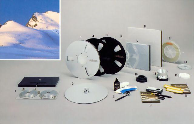 ReVox Zubehör für die Bandmaschinen A77 und B77