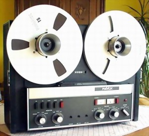 ReVox A77 - Kofferversion