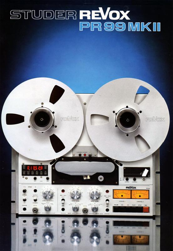 ReVox PR99 - MKII
