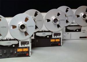ReVox PR99 - Drei verschiedene Versionen von MKI - MKII