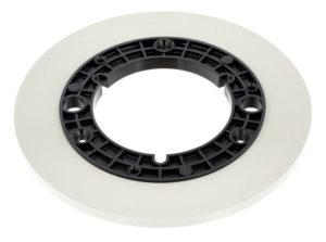 RTM Vorlaufband 1/4 Zoll - Farbe Weiß