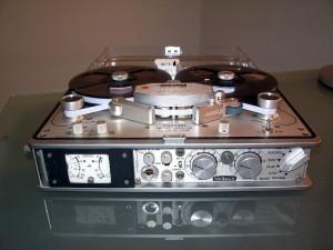 Das legendäre Stellavox SP8 Tonbandgerät (Foto: Wikipedia.de)