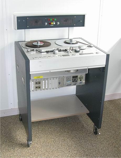 STUDER A80 - Soundbeispiel ohne Bands#ttigung