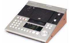 Das Tischmodell des STUDER D730.