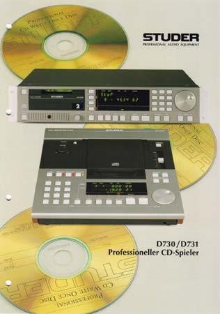 STUDER D730 / D731