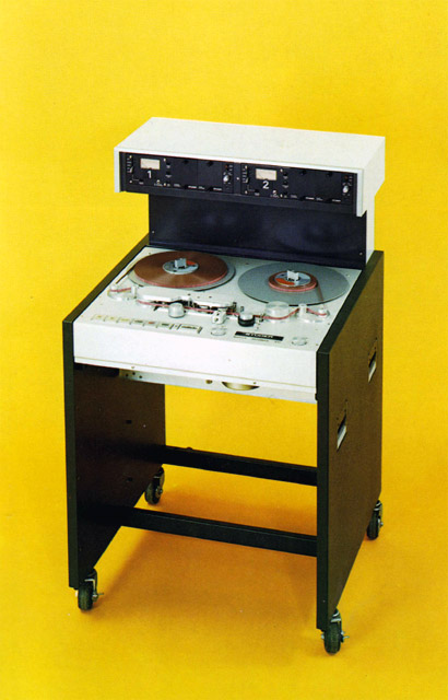 STUDER A80 - 2-Spur-Stereo-Version