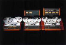 STUDER A807 - verschiedene Versionen
